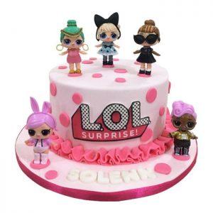 birthday cake design no. 2