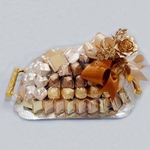 chocolate arrangement no. 9